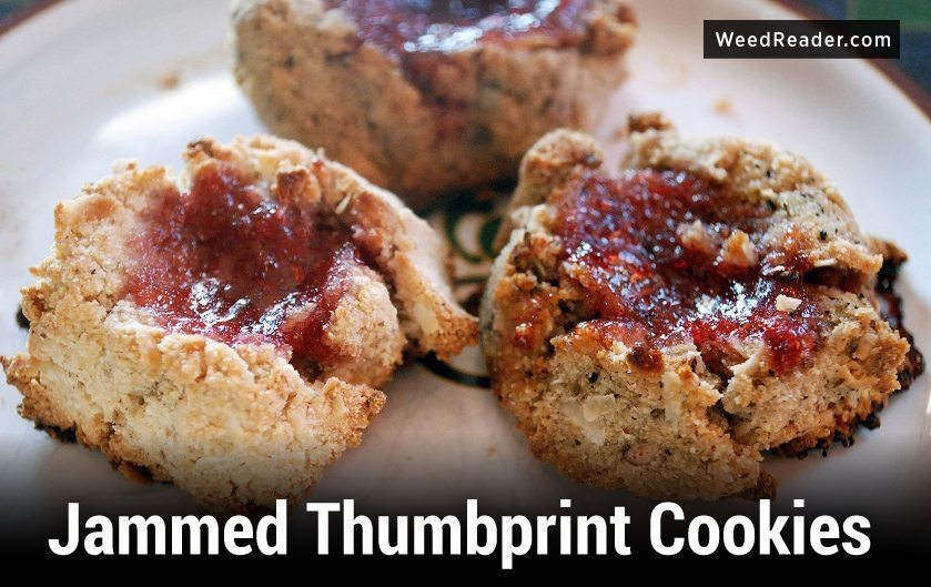 jammed thumbprint cookies