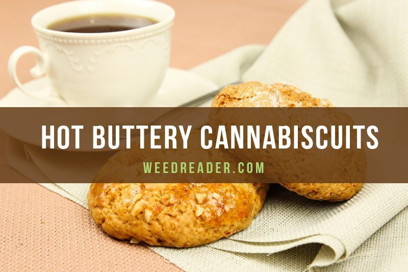 cannabis tea biscuit