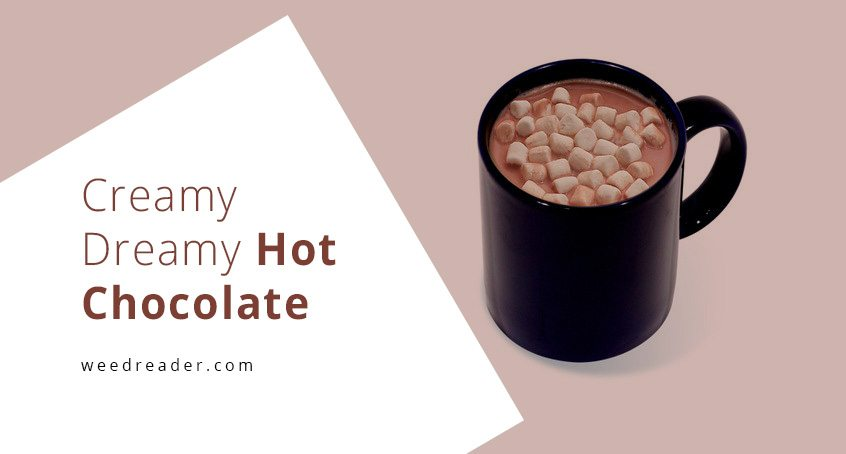 hot chocolate marijuana