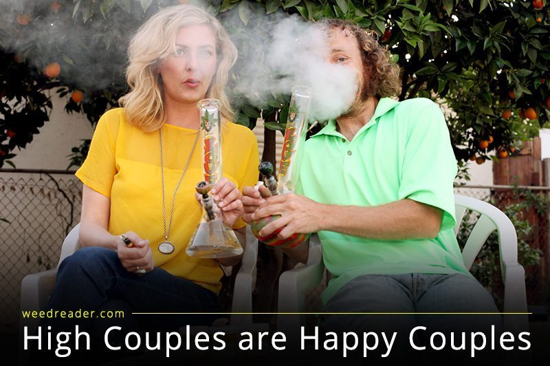 High Couples are Happy Couples
