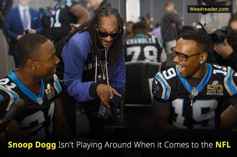 Snoop Dogg and NFL