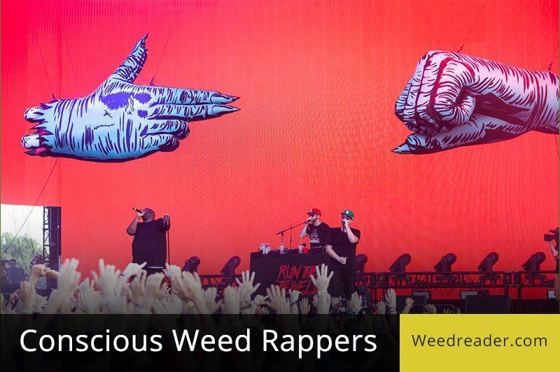 Conscious Weed Rappers