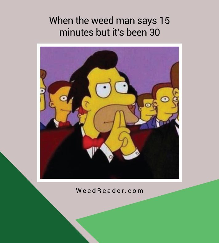 when-the-weed-man-says-15-minutes-but-its-been-30