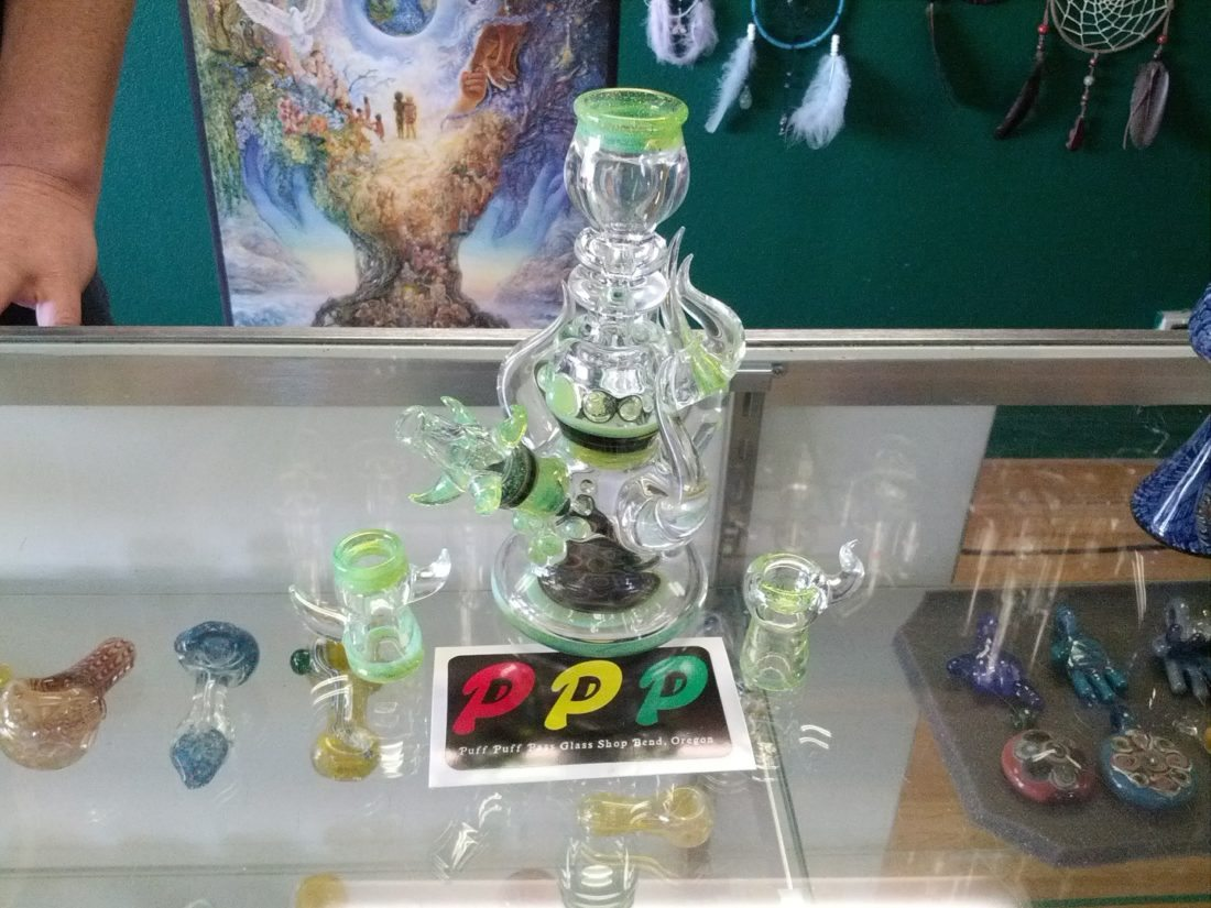 Spined Dab Rig
