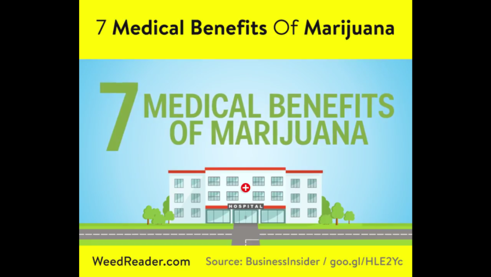 7 Medical Benefits Of Marijuana