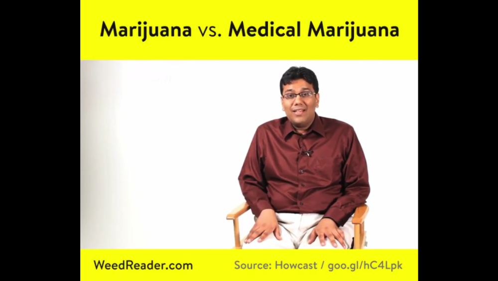 Marijuana vs Medical Marijuana