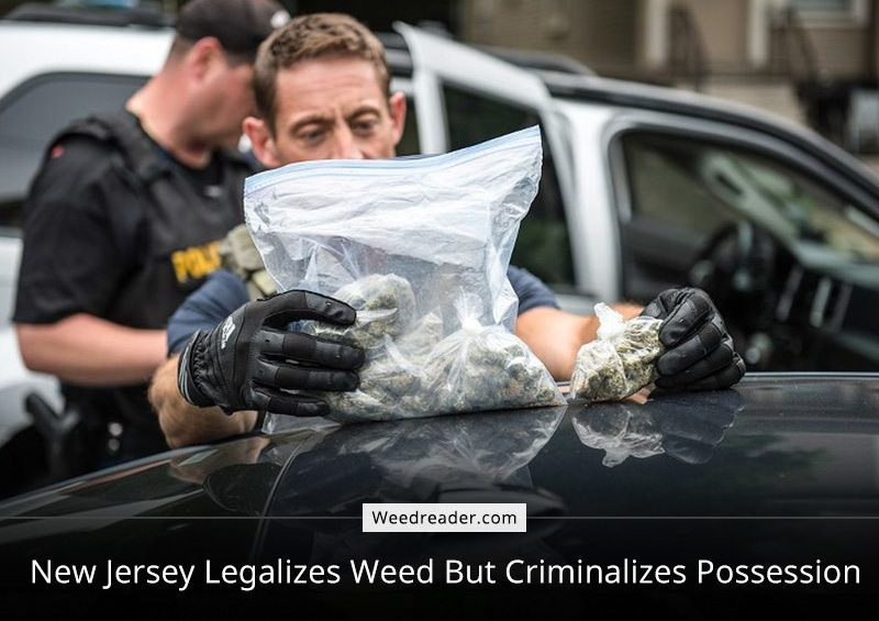 posses weed