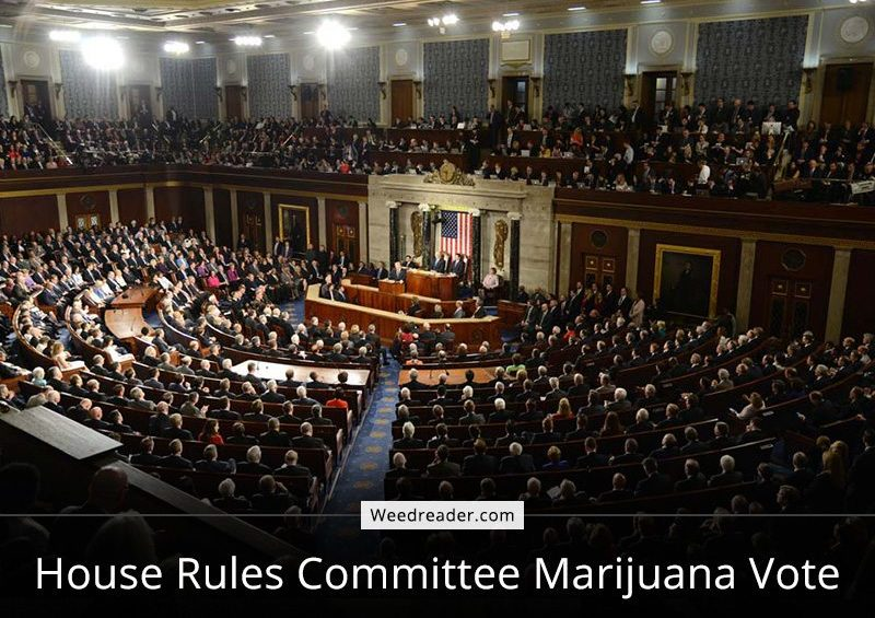 House Rules Committee Marijuana Vote
