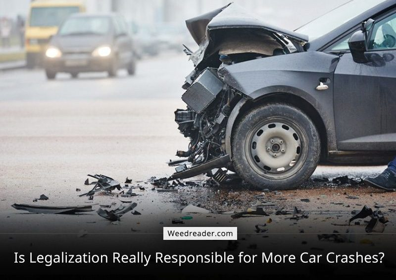 Is Legalization Really Responsible for More Car Crashes