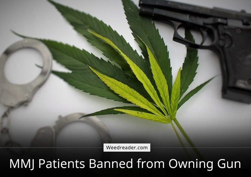 MMJ Patients Banned from Owning Gun wr