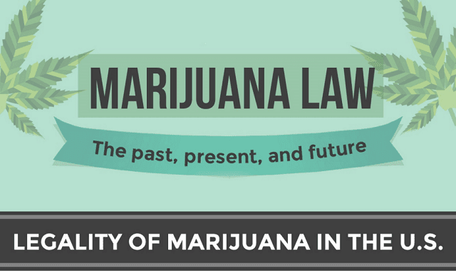 marijuana laws the past present and future