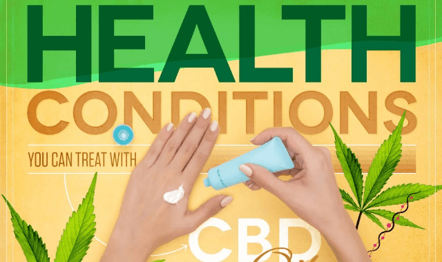 health conditions you can treat with cbd oil