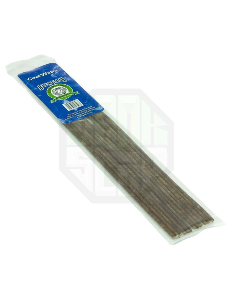 12 pack of incense, cool water fragrance