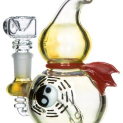 Red Great Gourd Bong