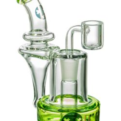Icon Nano Recycler Rig Jade