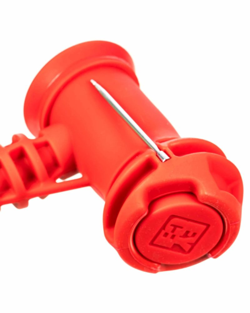 eyce silicone hammer style bubbler hand pipe 30130242965