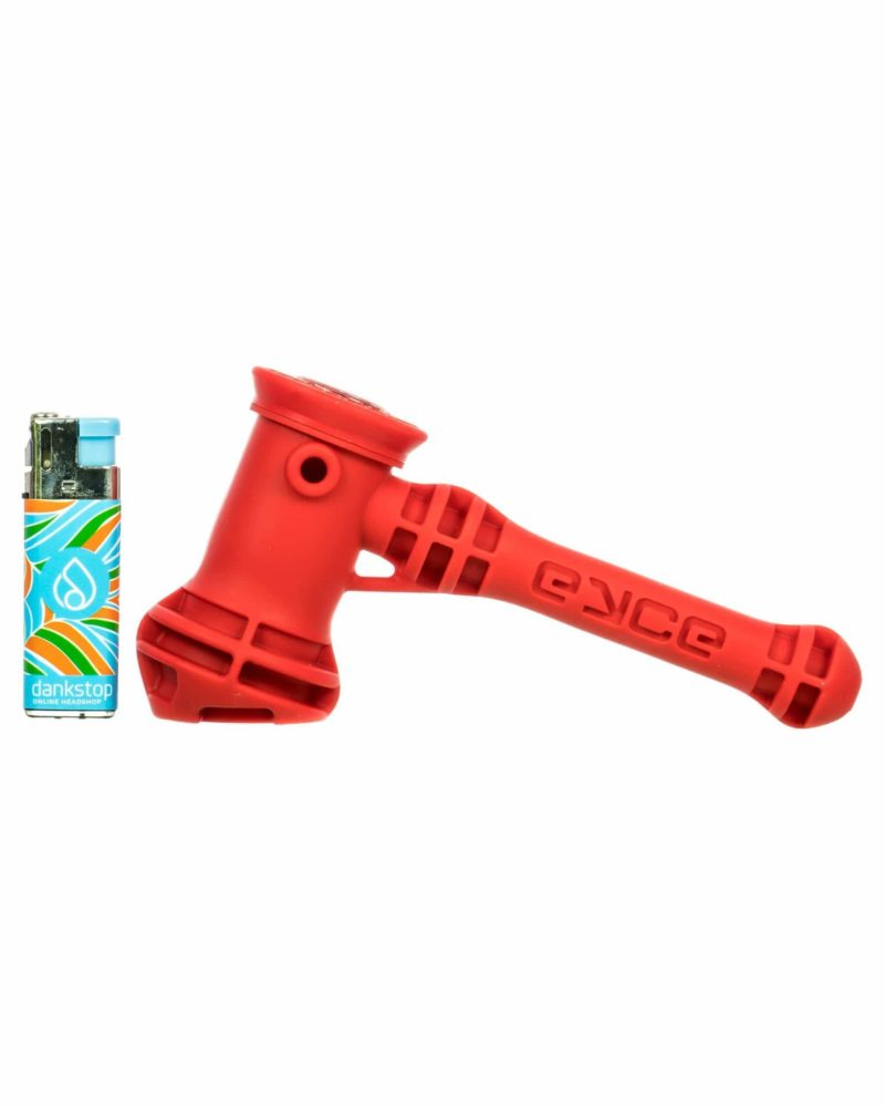 eyce silicone hammer style bubbler hand pipe 30130243669