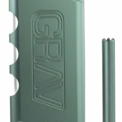 grav labs aluminum dugout taster stormy green container gv dug sgn 12559614410826