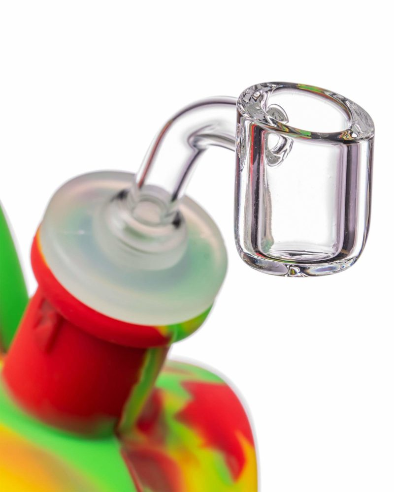ooze silicone kettle bubbler dab rig 12520794882122