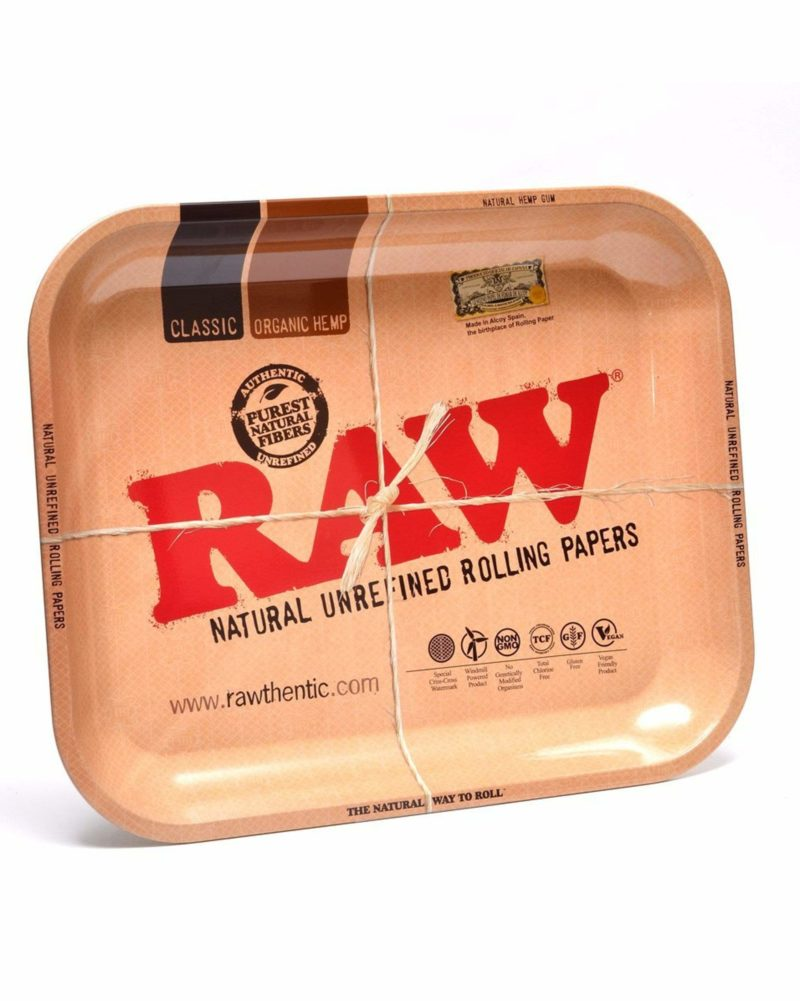 RAW - Large Rolling Tray